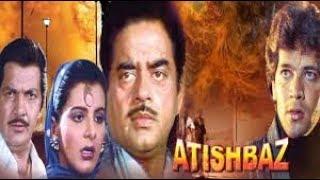 Best Hindi Full Movie - आतिशबाज - Atishbaz - Shatrughan Sinha, Anita Raj, Aditya Pancholi