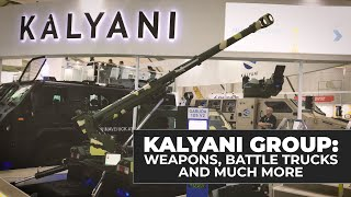 Kalyani Group's 'Make in India' pitch for the Indian Army