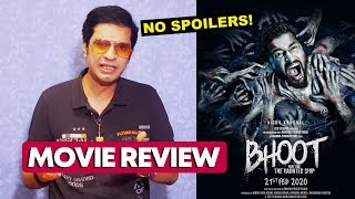 Bhoot: The Haunted Ship REVIEW | Full Movie | Vicky Kaushal | By RJ Divya Solgama