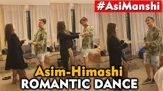 Asim And Himanshi Romantic Dance For AsiManshi Fans | Bigg Boss 13 Fame