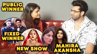 Paras Chhabra Interview On Asim Vs Sidharth FIXED WINNER | Shehnaz, Mahira, Akansha | Exclusive