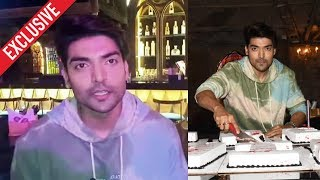 Pre-Birthday Cake Cutting Celebration Of Actor Gurmeet Choudhary | Exclusive Interview