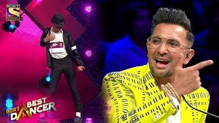 India's Best Dancer | Baba Jackson Performance | Audition Round | Sony TV