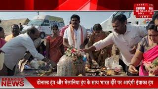 Telangana महाशिवरात्रि पर मंदिरों में लगी भक्तों की भीड़ THE NEWS INDIA