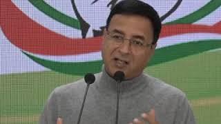 मोदी जी की प्रधानमंत्री फसल बीमा योजना प्राईवेट बीमा कंपनी मुनाफा योजना साबित हुई: रणदीप सुरजेवाला