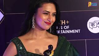 Dadasaheb Phalke International Film Awards 2020 - Divyanka, Mahira, Rashami, Malaika, Sriti Jha
