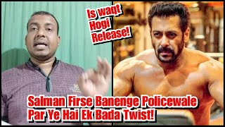 Salman Khan To Do A Cop Role Again But It Will Be Different To Dabangg 3