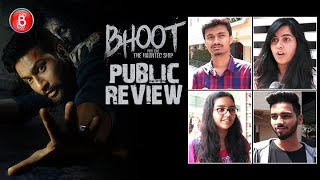 Bhoot-The Haunted Ship Public Review | First Day First Show | Vicky Kaushal | Bhumi Pednekar