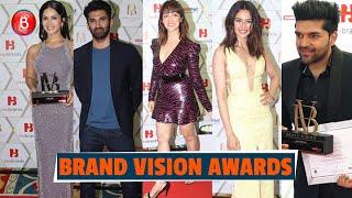 Guru Randhawa, Aditya Roy Kapur, Yami Gautam, Sunny Leone Make Brand Vision Awards A Starry Nite