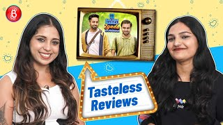 Shubh Mangal Zyada Saavdhan Movie Review | Tasteless Reviews | Ayushmann Khurrana | Jitendra Kumar