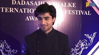 Harshad Chopda At Dadasaheb Phalke International Awards 202o