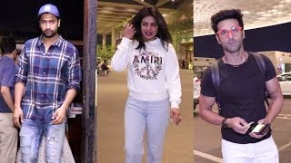 Priyanka Chopra, Ranbir Kapoor, Alia Bhatt & Vicky Kaushal Spotted | News Remind