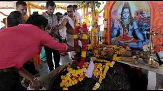 Maha shivratri at Borim swayambhu shivling (Shree Sanjeshwar)