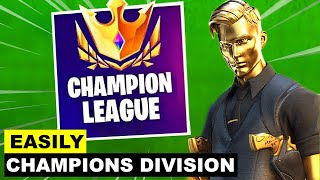 How To Reach Champion Division In Arena! (How to Win) Fortnite Chapter 2 - Season 2