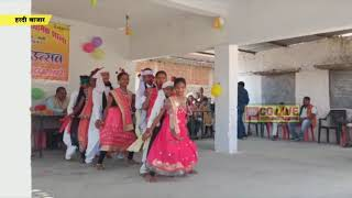 कोरबा क्षेत्र के उतरदा में सेचालित जन शिक्षा केंद्र में वार्षिकोत्सव cglivenews