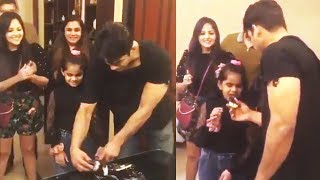 WINNER Sidharth Shukla CUTS CAKE With Fans | Bigg Boss 13 Fame