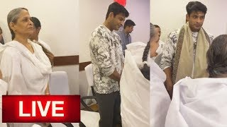WINNER Sidharth Shukla FIRST LIVE VIDEO With Mother After Bigg Boss 13