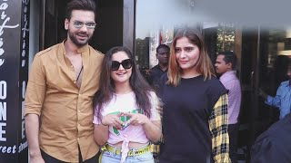 Rashmi Desai, Vishal And Arti Singh PARTY Together | LUNCH DATE | Bigg Boss 13 Fame
