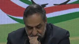 This Visit Should Not Become an Extension of US Presidential Campaign: Anand Sharma addresses Media
