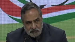 We Hope Issues like H1B Visas, GSP are addressed: Anand Sharma addresses media on Trump's visit