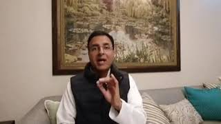 Randeep Singh Surjewala on US President Trump's Visit