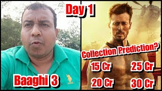 What Will Be Baaghi 3 Box Office Collection On Day 1? Audience Poll