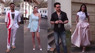 Baaghi 3 Team Spotted During Promotion | News Remind