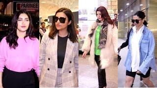 Deepika Padukone, Bhumi Pednekar, Twinkle khanna, Ranbir Kapoor Spotted | News Remind