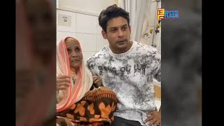 Winner Siddharth Shukla In Hospital To Meet Patients - First Appearance After Bigg Boss 13
