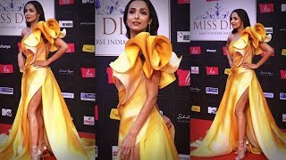 Malaika Arora Grand Entry At  Liva Miss Diva 2020| News Remind