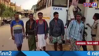 जगदलपुर   जादू टोने के शक में अपने ही रिश्तेदार की हत्या, 10 लोगों को पुलिस ने किया गिरफ्तार