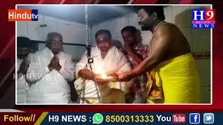 సైదాపూర్ మండలం లోని పలు శివాలయాల్లో  ఎమ్మెల్యే సతీష్ కుమార్  పూజలు