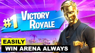 How To Win Arena Games - Easy Champion Division! in Fortnite Chapter 2 - Season 2