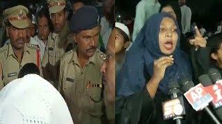 Hyderabad Barkas Mein Shaheenbagh ?? | Kyu Roka Gaya Hyderabadi Ladies Ko | @ SACH NEWS |