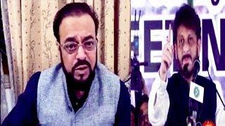 Waris Phatan Ko Mila Jawaab   Abu Azmi Nay Maangi Sabi Hindu Bhaiyon Se Maafi   @ SACH NEWS  