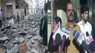 Hindu Muslim Controversy | For Road In Humayunagar Hyderabad | @ SACH NEWS |
