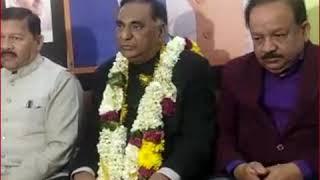 दिल्ली : बीजेपी ने रामवीर सिंह बिधूड़ी को चुना नेता प्रतिपक्ष