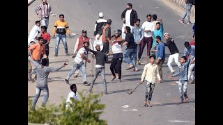 4 people lost their lives in northeast Delhi clashes