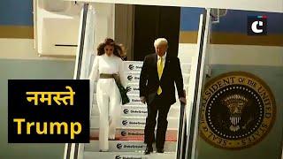 Donald Trump India's visit