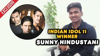Sunny Hindustani Exclusive Interview | Indian Idol 11 Winner, Want To Sing For Shahrukh-Salman-Aamir