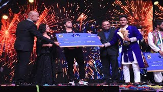 Sani hindusani  बने 11th Indian idol  THE NEWS INDIA