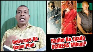 Radhe Ko Screens Jyada Mil Sakti Hai Na Ki Laxmmi B@mb Ya Furious 9, Ye Hai Asli Wajah