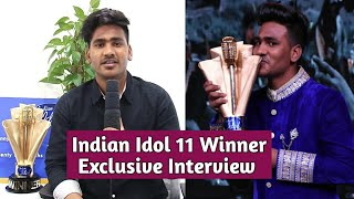 Indian Idol 11 Winner SUNNY HINDUSTANI - Full Exclusive Interview - BollywoodFlash