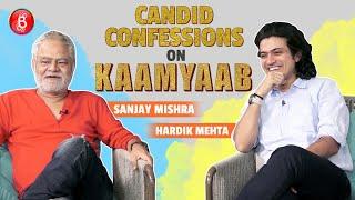 Sanjay Mishra & Hardik Mehta's Candid Confessions On Kaamyaab | Shah Rukh Khan