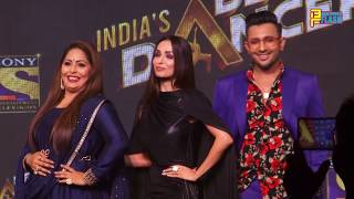 India's Best Dances Show Launch COMPLETE VIDEO - Malaika Arora, Terence Lewis & Geeta Kapoor