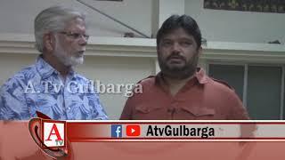 Adv Bhanu Prathab Addressing in Gulbarga City 25-2-2020 at Shaheen Bagh Gulbarga