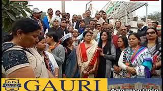 मेरठ : तिरंगा यात्रा से जमीन तलाशने की कोशिश में कांग्रेस