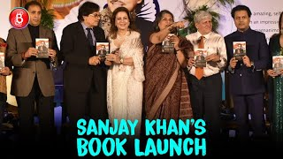 Zayed Khan & Hema Malini Launch Sanjay Khan's 2nd Book - Assalamualaikum Watan