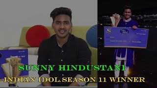Exclusive Interview With Indian Idol Season 11 Winner Sunny Hindustani | News Remind