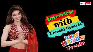 Urvashi Rautela Talk About Her Birthday Celebration | News Remind